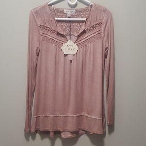 Knox Rose long Sleeve shirt